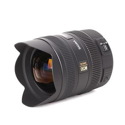 Sigma 8-16 mm f4.5-5.6 Dc HSM Super-Weitwinkelzoom Lens for Canon