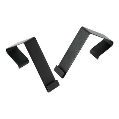 New Quartet Set Of 2 Cubicle Partition Hangers - MCH10 - Free Shipping