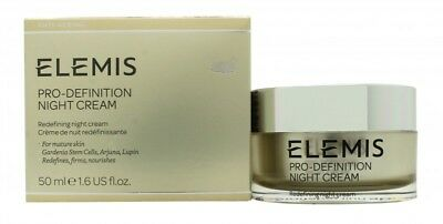 Elemis Pro-Definition Night Cream - Women's For Her. New. Free Shipping