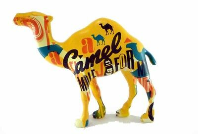 100 years CAMEL limited edition 2013 figure #3 MIB - not intended for sale