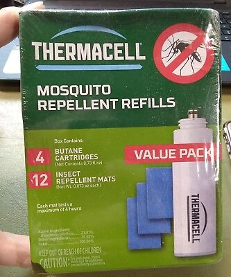 ThermaCELL Mosquito Repellent Refills R-4 Value Pack  < E1 0961