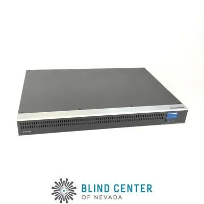 Moxa PowerTrans PT-7728-R-48-48 Rackmount Managed Ethernet Switch system