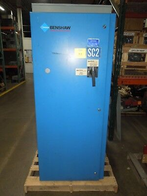 Benshaw CBRDB6-240-1 200HP 240A 3Ph 480V Solid State Soft Starter w/Breaker Used