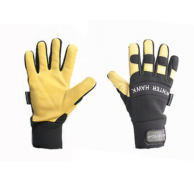 Muscletech Thermal Gloves Freezer Gloves Cold Storage UltraChill Work Gloves