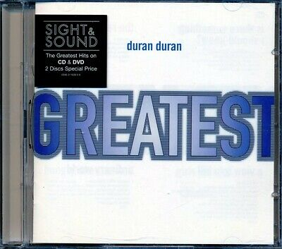 SEALED NEW CD Duran Duran - Greatest
