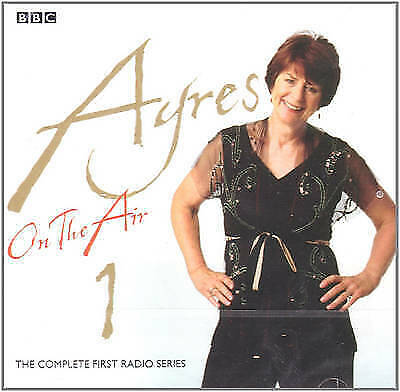 Ayres On The Air 1 - Pam Ayres -2  Cd Bbc Audio Book - New But Unsealed
