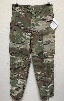 Scorpion Ocp W2 Flame Resistant, Army Combat Uniform Trouser, X-Small Reg, Nwt