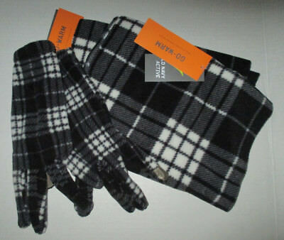 New Girls Old Navy Active Gloves & Scarf (SC-O)
