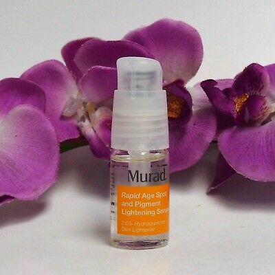 MINI BOTTLE * MURAD RAPID AGE SPOT AND PIGMENT LIGHTENING SERUM, 0.33 / 10m 7/20