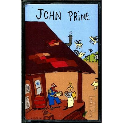 SEALED NEW TAPE John Prine - Lost Dogs And Mixed Blessings