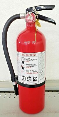 5lb Fire Extinguisher ABC Dry Chemical  - Kidde - Rechargeable