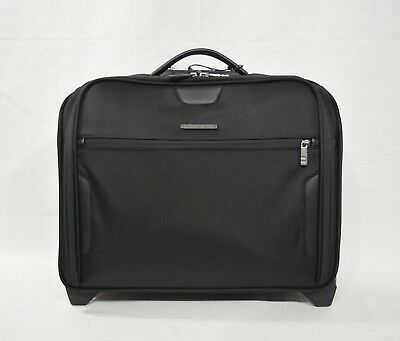 Briggs & Riley KR251-4 Medium Slim Rolling Brief Case. Work bag/Carry-On Travel