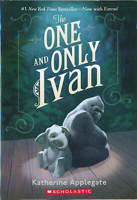 The One and Only Ivan by Katherine Applegate (2015, Pback) /*BRAND NEW*/