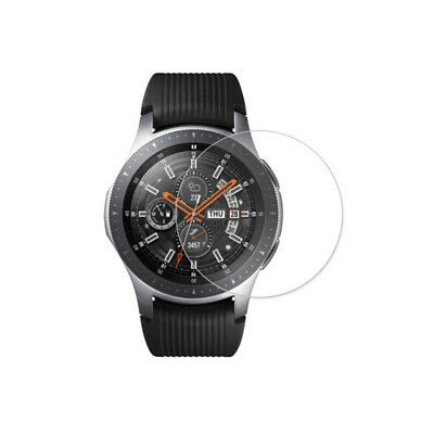 2 x Clear HD Tempered Glass Screen Protector Film For Samsung Galaxy Watch 46mm