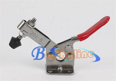 5PCS 201B Horizontal clamp Quick Holding Release Hand Tool Toggle Clamps