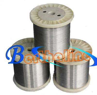 2m = 6.6 FT Titanium Ti Wire for Grade 1 One GR1 Diameter 0.2mm