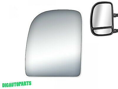 FOR 99-07 F250//350//450 SUPER-DUTY EXTENDABLE ARM REAR VIEW TOWING MIRROR PAIR