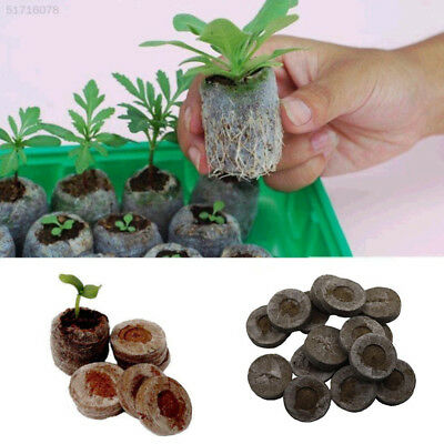 4C58 Nursery Soil Block Professional Convenient 5PCS Plant Cultivate Flowers