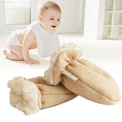 A3BC B81F Fashion Newborn Unisex Baby Boy Girl Handguard Gloves Mittens Toddler