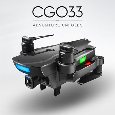CG033 2.4Ghz 6 Axis FPV Wifi 1080P HD Camera GPS Altitude Hold Quadcopter Drone