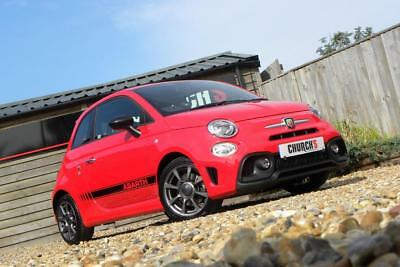 Abarth 595 1.4 T-Jet - One Owner