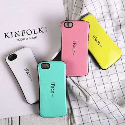 iface Hybrid Shockproof Bumper Hard Case For iPhone X XR XS Max 6 6s 7 8 Plus
