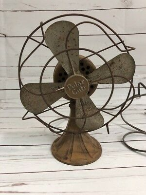 Vintage Polar Club Mini 9.5 Inch Fan