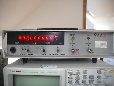 Racal Dana 9918 Vhf -- Uhf Frequency Counter