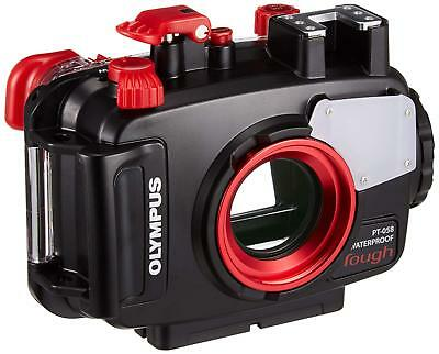 Olympus PT-058 Underwater Housing For TG-5 - Black