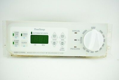 GENUINE GE RANGE Oven, Control Board # WB27T10102 164D3762P002 on