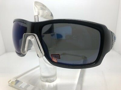 96c17503c2 Authentic Oakely Sunglasses Holbrook Xl Oo9417-03 Polished Black Prizm  Sapphire