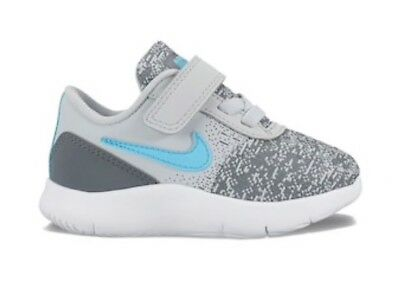 28339fb95607d NIKE FLEX CONTACT (TDV) GIRLS BABY TODDLER SNEAKERS SHOES SIZE 2-Super Cute