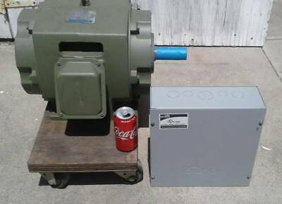 New 20hp Rotary Phase Converter NO SHIPPING Pick up Only in Los Angeles