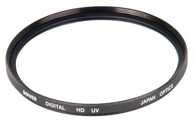 UV Protection Lens Filter - 58 mm for DSLR Camera Lenses with a 58mm Filter Size
