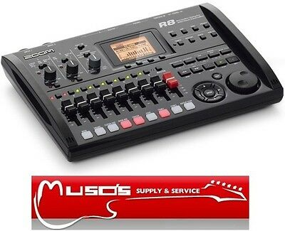 Zoom R8 Digital Recorder $379 + postage ($10 for Greater Sydney)