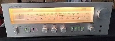 RARE! Concept 2.0 AM/FM Stereo Receiver Pre~Out/Main~In Japan Made READ!