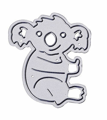 Simple Crafts Cut Emboss & Stencil Dies ~Koala