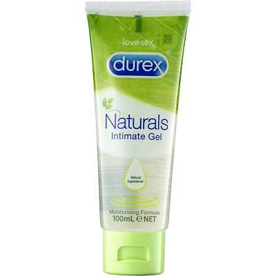 DUREX NATURALS - GEL MASSAGGIO CORPO E LUBRIFICANTE - 100ml