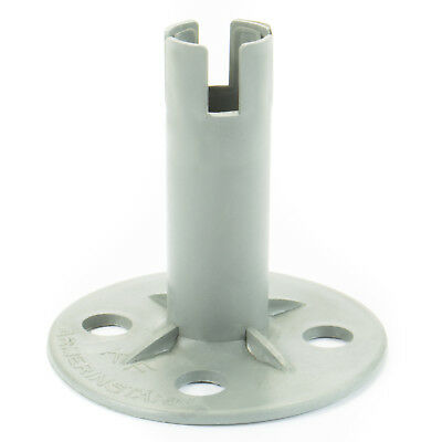 60mm BARREL WITH STAND REINFORCEMENT SPACERS plastic rebar rod support