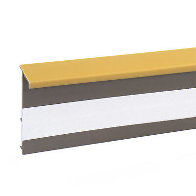 2.5m HONEY CARPET SKIRTING BOARD accessories wall floor edging fitted carpeting