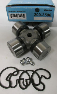 Ag Universal Pto Shaft 35 Series Cross & Bearing Kit Weasler 200-3500 35N Cba350