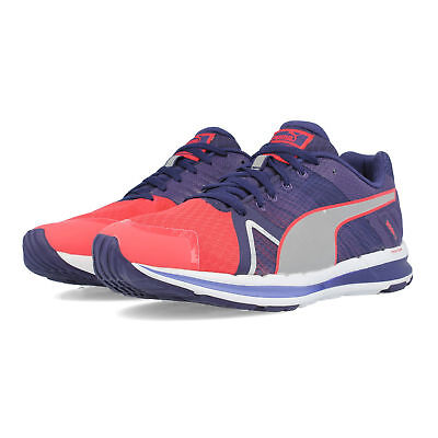 PUMA FAAS 500 S Womens Pink Mesh Lace Up Running Shoes