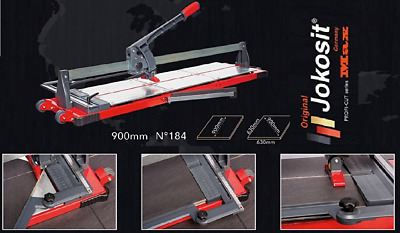 Jokosit Porcelain Tile Cutter 90cm / 900mm Cut Length LIFETIME WARRANTY GERMAN