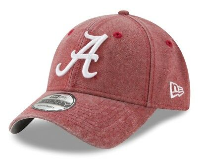 half off c0a38 37b1b Alabama Crimson Tide New Era NCAA 9Twenty