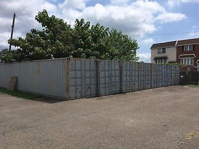 Used 40' Cargo Shipping Containers Philadelphia PA