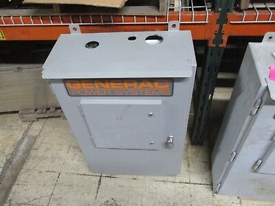 Generac Automatic Transfer Switch 0047940 200A 480V System: 120/240V Used