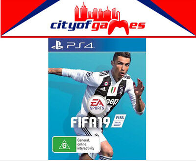 Fifa 19 PS4 Game Brand New & Sealed