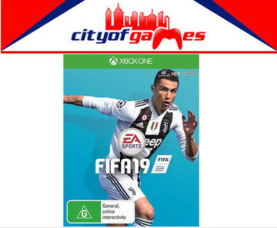 Fifa 19 Xbox One Game Brand New & Sealed