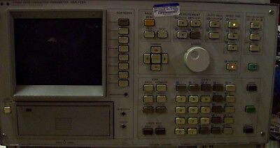 HP Agilent 4145A Semiconductor Parameter Analyzer Powers On For Parts