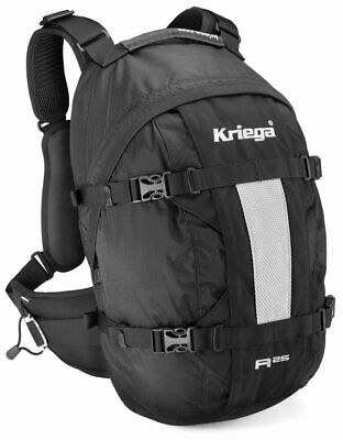 Kriega R25 Backpack Motorcycle Touring Back Pack 25L - Free Shipping